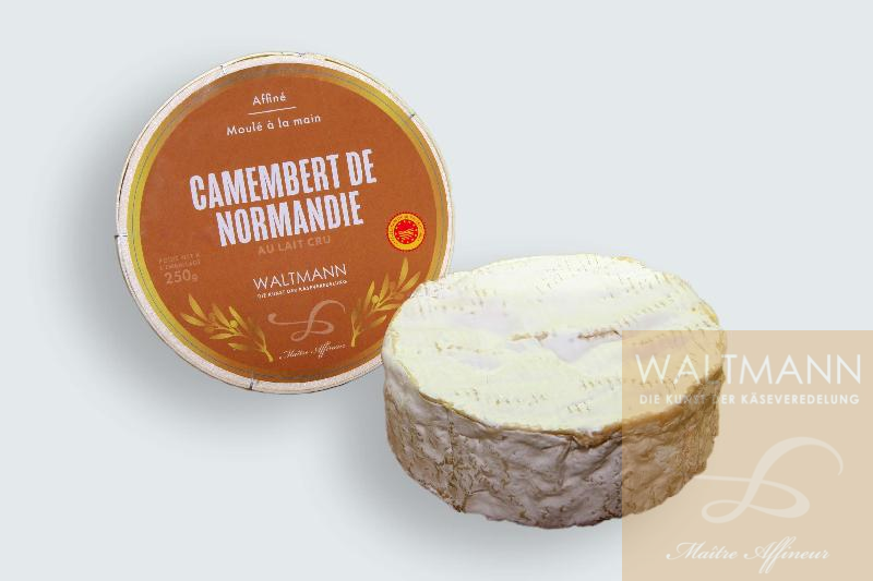 Camembert de Normandie fermier